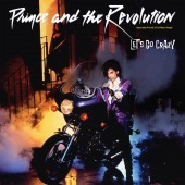 "Prince and the Revolution - Let's Go Crazy 12"" EP"