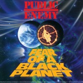 Public Enemy - Fear Of A Black Planet LP
