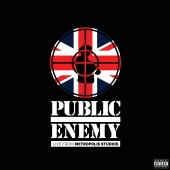 Public Enemy - Live At Metropolis Studios 2XLP