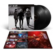 Queen & Adam Lambert - Live Around The World 2XLP Vinyl