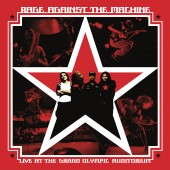 Rage Against The Machine - Live At The Grand Olympic Auditorium 2XLP