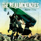 The Real McKenzies - 10 000 Shots LP