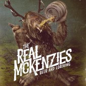 The Real McKenzies - Beer and Loathing Vinyl LP