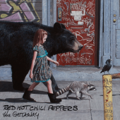 Red Hot Chili Peppers - The Getaway 2XLP