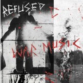 Refused - War Music (White) Vinyl LP