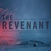 Ryuichi Sakamoto & Alva Noto -The Revenant : Original Motion Picture Soundtrack 2XLP