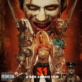 Various Artists - 31: A Rob Zombie Film  [Original Motion Picture Soundtrack] LP