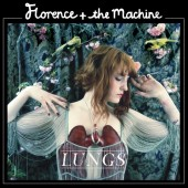 Florence + The Machine - Lungs (Red) 2XLP vinyl