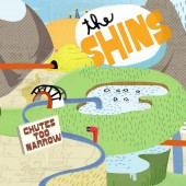 The Shins - Chutes Too Narrow LP
