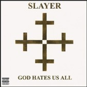 Slayer - God Hates Us All LP