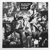 Sleater-Kinney - Live in Paris LP