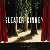 Sleater-Kinney - The Woods 2XLP