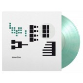 Slowdive - Pygmalion Coke Bottle Marble Green 25th Anniversary vinyl