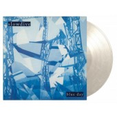 Slowdive - Blue Day (White Marble) Vinyl LP