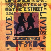 Bruce Springsteen - Live In New York City 3XLP