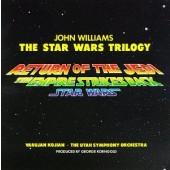 Soundtrack - The Star Wars Trilogy (The Utah Symphony Orchestra) LP