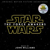 John Williams - Star Wars: The Force Awakens 2XLP