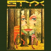 Styx - The Grand Illusion LP