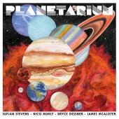Sufjan Stevens, Bryce Dessner, Nico Muhly, James McAlister - Planetarium 2XLP