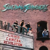 Suicidal Tendencies - Lights...Camera...Revolution (Green) Vinyl LP