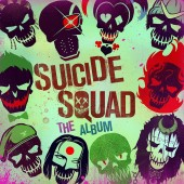 Various Artists - Suicide Squad: The Album 2XLP