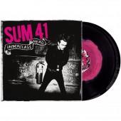 Sum 41 - Underclass Hero (Pink/Black) 2XLP Vinyl