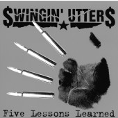 Swingin' Utters - Five Lessons Learned LP
