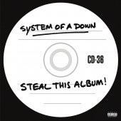 System Of A Down - Steal This Album! 2XLP vinyl
