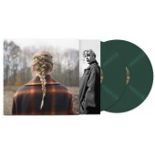 Taylor Swift - Evermore (Green) 2XLP Vinyl