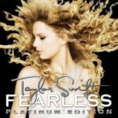 Taylor Swift - Fearless Platinum Edition LP