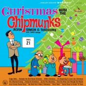 The Chipmunks - Christmas With The Chipmunks LP