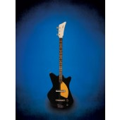 Little Third Man Electric Guitar - BLACK