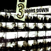 Three Doors Down - The Better Life 2XLP