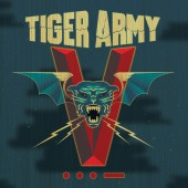 Tiger Army - V LP