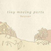 Tiny Moving Parts - Pleasant Living (Blue Vinyl)