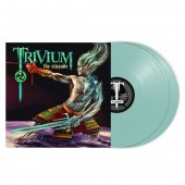 Trivium - The Crusade (Electric Blue) 2XLP Vinyl