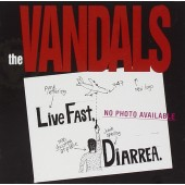 The Vandals - Live Fast Diarrhea LP