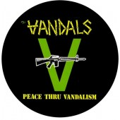 The Vandals - Peace Thru Vandalism (Picture Disc) Vinyl LP