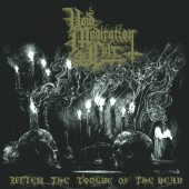 Void Meditation Cult - Utter the Tongue of the Dead LP
