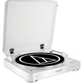 Audio Technica Bluetooth Turntable White (AT-LP60WH-BT)