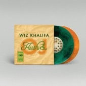 Wiz Khalifa - Kush & OJ (Green/Orange) 2XLP
