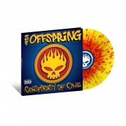 The Offspring - Conspiracy Of One (Yellow / Red) LP