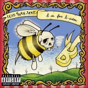 Less than Jake - B is for B-Sides (Blue / Clear) Vinyl LP