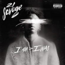 21 Savage - i am > i was 2XLP vinyl