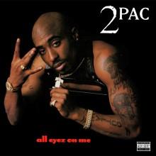 2Pac - All Eyez On Me 4XLP