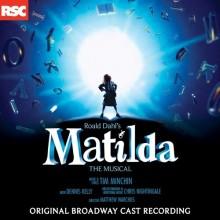Soundtrack - Matilda the Musical (Original Broadway Cast Recording) 2XLP