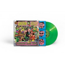 Green Jelly - Garbage Band Kids (Green) LP