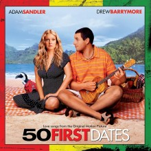 Soundtrack - 50 First Dates (Transparent Orange) Vinyl LP