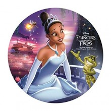 Various Artists - The Princess and the Frog: The Songs (Picture Disc) Vinyl LP