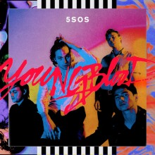 5 Seconds of Summer - Youngblood Vinyl LP